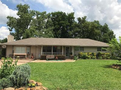 Sand Springs Single Family Home For Sale: 3 E 31st Pl Place