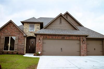 Jenks Single Family Home For Sale: 457 E 129th Place S