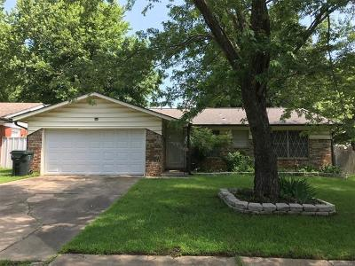 Claremore Single Family Home For Sale: 1102 W 15th Street