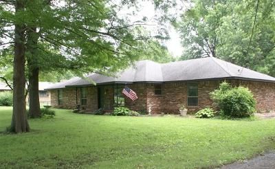 Claremore Single Family Home For Sale: 746 Spring Lane