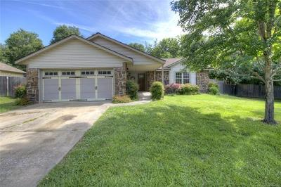 Claremore Single Family Home For Sale: 626 Rosewood Court