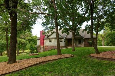 Claremore Single Family Home For Sale: 11852 Hickory Lane