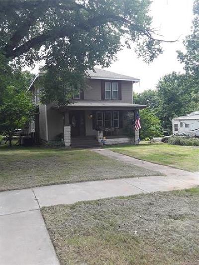 Sand Springs Single Family Home For Sale: 721 N Main Street