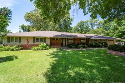 Tulsa County Single Family Home For Sale: 3470 S Florence Place