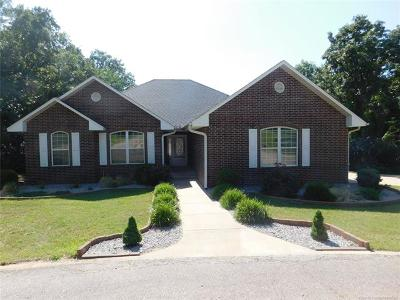 Ada Single Family Home For Sale: 1500 Kerr Research Drive
