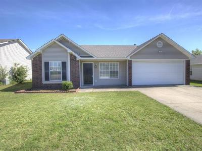 Claremore Single Family Home For Sale: 625 Oxford Lane