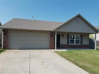 Claremore Single Family Home For Sale: 1402 Reavis Crossing Road