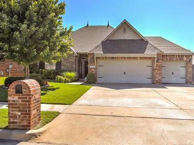 Bixby Single Family Home For Sale: 14533 S Florence Street