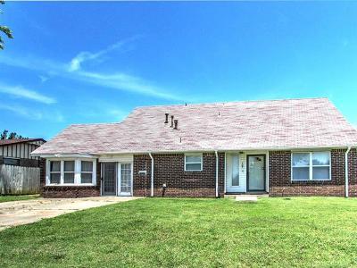 Owasso Single Family Home For Sale: 509 E 3rd Court
