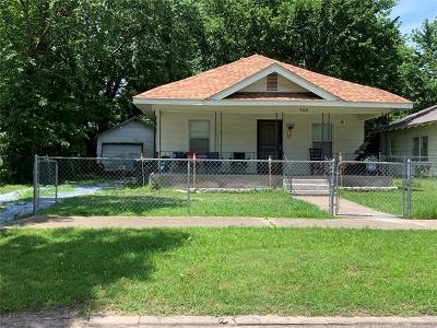 Okmulgee County Single Family Home For Sale: 704 N Griffin Avenue