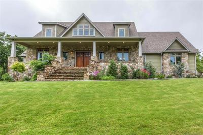 Sand Springs Single Family Home For Sale: 9002 Legacy Drive