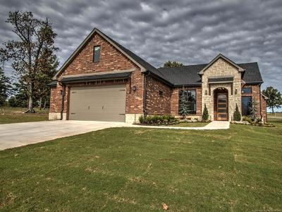 Tahlequah OK Single Family Home For Sale: $348,900