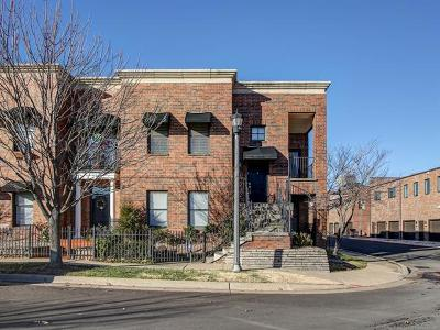 Tulsa Condo/Townhouse For Sale: 702 S Owasso Avenue #B
