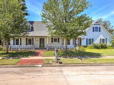 Claremore Single Family Home For Sale: 2601 Westwood Drive