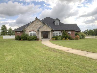 Pryor Single Family Home For Sale: 104 Rustic Lane