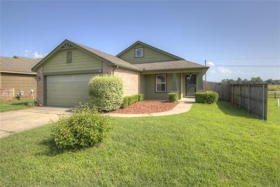 Bixby Single Family Home For Sale: 8602 E 160th Place S