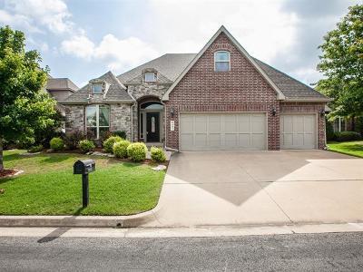 Tulsa Single Family Home For Sale: 9401 S 73rd Avenue E