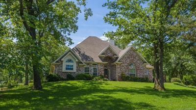 Creek County Single Family Home For Sale: 2810 Brook Lane