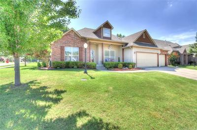 Owasso Single Family Home For Sale: 10302 N 143rd East Avenue