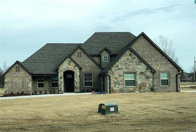 Owasso Single Family Home For Sale: 8501 N 154th East Avenue