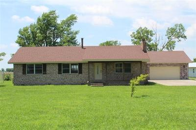 Inola Single Family Home For Sale: 34956 S 4250 Road