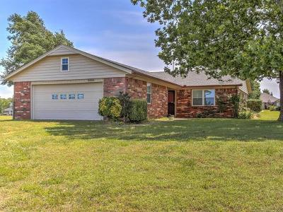 Broken Arrow Single Family Home For Sale: 9585 S 257th East Place