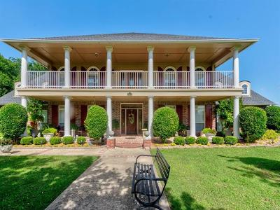 Bixby Single Family Home For Sale: 18401 S Sheridan Road