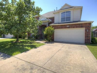 Owasso Single Family Home For Sale: 8906 N 134th East Avenue