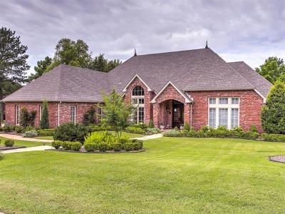 Tulsa Single Family Home For Sale: 12006 S Granite Avenue