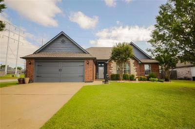 Jenks Single Family Home For Sale: 1217 W 117th Street S