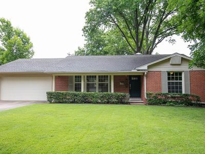 Tulsa Single Family Home For Sale: 5211 S Columbia Avenue