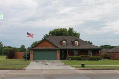 Claremore Single Family Home For Sale: 2401 Westwood Drive
