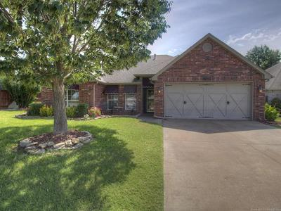 Owasso Single Family Home For Sale: 7525 N 134th East Place
