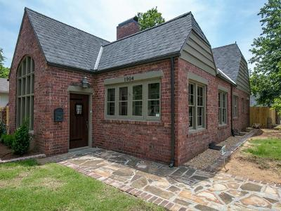 Tulsa Single Family Home For Sale: 1904 S Yorktown Avenue
