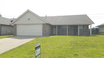 Claremore OK Single Family Home For Sale: $114,950