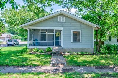 Bartlesville Single Family Home For Sale: 1300 SW Jennings Avenue