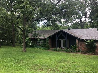 Talala Single Family Home For Sale: 5971 Buck Avenue