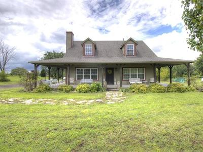 Oologah Single Family Home For Sale: 7482 E Oologah Road