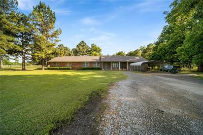 Skiatook Single Family Home For Sale: 6650 W Country Road