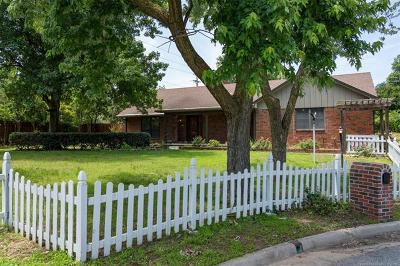 Tulsa Single Family Home For Sale: 6026 S 73rd East Avenue