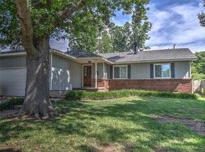Tulsa Single Family Home For Sale: 5739 E 26th Place