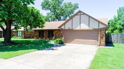 Broken Arrow Single Family Home For Sale: 1212 S 30th Street