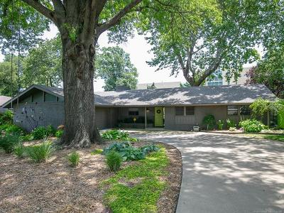 Tulsa Single Family Home For Sale: 4137 S Sandusky Avenue