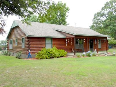Park Hill Single Family Home For Sale: 17579 W 855 Road