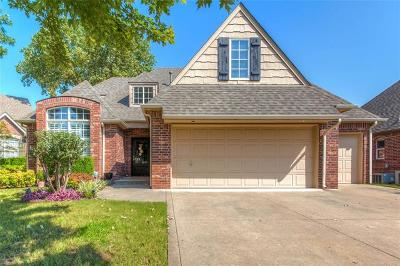 Tulsa County Single Family Home For Sale: 6805 E 81st Place