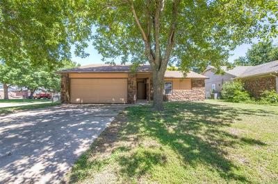Broken Arrow Single Family Home For Sale: 3105 S 216th East Avenue