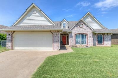 Collinsville Single Family Home For Sale: 12156 N 107th East Court