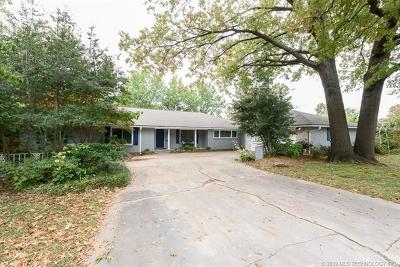 Tulsa County Single Family Home For Sale: 4324 S Atlanta Place