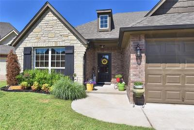 Broken Arrow Single Family Home For Sale: 2828 N Ironwood Court