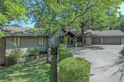 Tulsa Single Family Home For Sale: 2828 E 67th Court